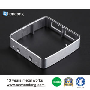 Outdoor Electrical Aluminum Box Aluminum Shell for Electronic Product