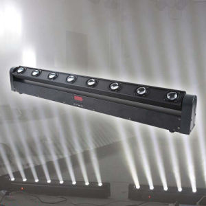 CREE 10W White LED Linear Beam Moving Head Bar Wash Stage Effect Lights pictures & photos