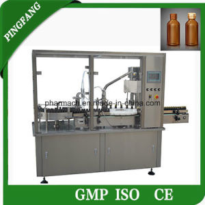 Trade Assurance Automatic Filling Capping Machine, Small-Scale Liquid Filling Machine pictures & photos