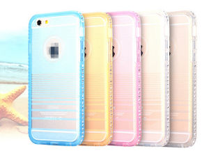 Luxury Crystal Rhinestone Diamond TPU Case for iPhone pictures & photos