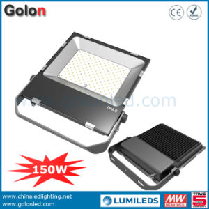 Manufacturer China Outdoor LED Flood Light with 5years Warranty Philipssmd SMD LED Flood Light 150W Streamline Stylish Design pictures & photos