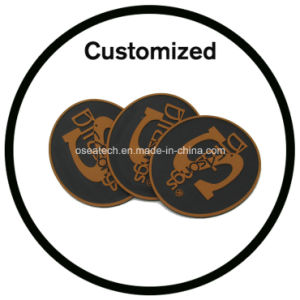Hook & Loop PVC Patch pictures & photos