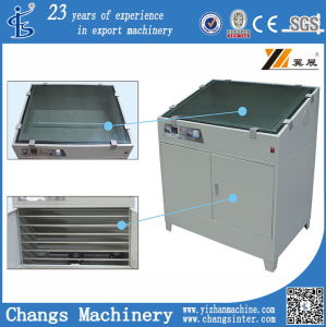 Shb Film Positioning and Screen Frame Drying Machine pictures & photos