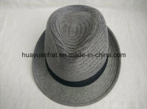 90%Wool 10%Polyester with Gentleman Style Fedora Hats