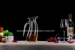Fancy High Quality Crystal Wine Glass Decanter (XJQ-025) pictures & photos