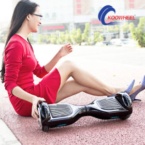 Top Selling Koowheel Electric Scooter S36 2 Wheel Self Balancing pictures & photos
