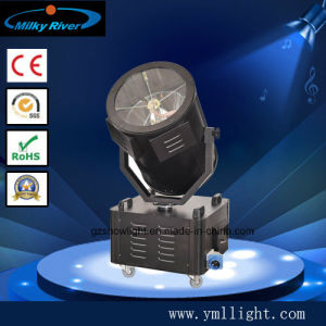 6800W Three Stars The Searchlight Three Heads Stainless Search Outdoor Light pictures & photos