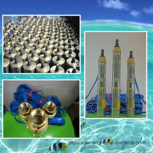 650W-1000W Solar Deep Well Pump, Submersible Pump 48V-72V MPPT pictures & photos