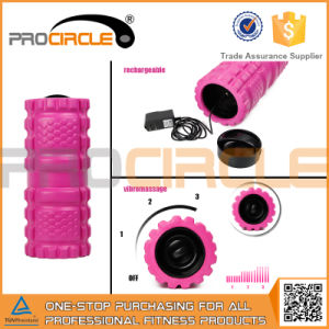 Fashion EVA Yoga Roller Vibrating Foam Roller (PC-FR1009) pictures & photos