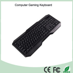 Grade a Quality Waterproof Multimedia Wired Keyboard (KB-1801) pictures & photos