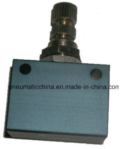 Flow Control Valves From China Pneumission pictures & photos