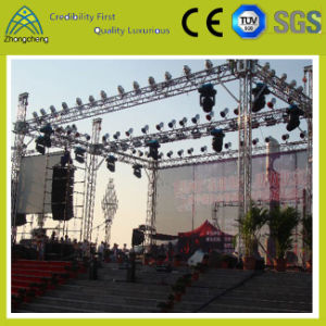 Aluminum Portable Performance Event Array Line Speaker Stand Truss pictures & photos