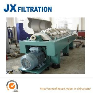 Screw Discharge Decanter Centrifuge for Sewge Speparating pictures & photos
