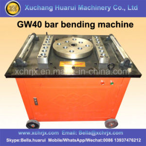 Steel Bar Bending Machine /Bender Machine pictures & photos