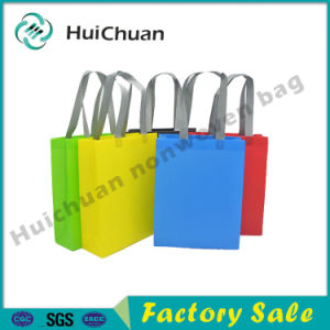Colorfull Ultrasonic PP Non Woven Shopping Bag pictures & photos