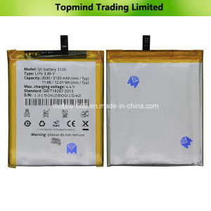 Replacement Battery for Bq Aquaris 3120 pictures & photos