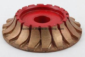 Diamond Segmented Profile Milling Wheel for Granite and Marble