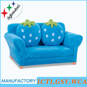 Double Seat Fabric Kids Furniture/ Children Sofa (SXBB-281-03) pictures & photos