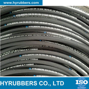 Good Quality High Pressure Hydraulic Rubber Hose From China pictures & photos