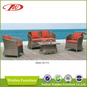 Outdoor Sofa, Rattan Sofa, Wicker Sofa (DH-175) pictures & photos