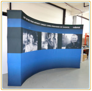 Big Fabric Pop-up Walls Tradeshow Backdrop Wall Stand (10FT) pictures & photos