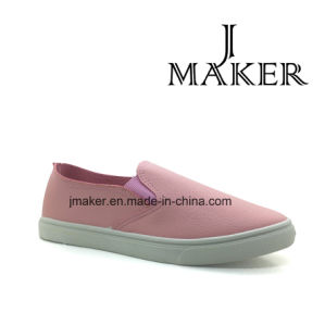 China Wholesale Lady ′s Casual Shoes (JM2015-L) pictures & photos