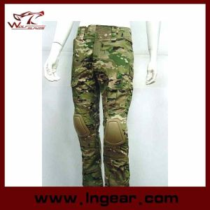 Gen 2 Style Tactical Combat Pants with Knee Pads pictures & photos