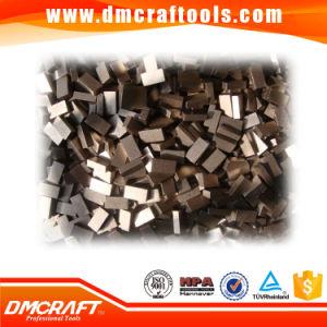 China Gangsaw Marble Gangsaw Diamond Segment Sandstone Gangsaw Segment pictures & photos
