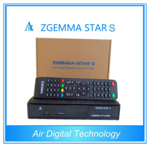 Enigma2 DVB S2 Full HD Satellite Receiver Zgemma-Star S pictures & photos