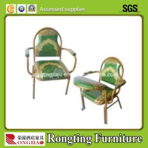 High Quality Metal Stacking Church Chair (RH-56027)