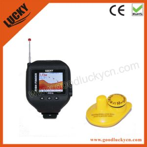 Hand-Hold Sonar Watch Fish Finder with LCD Display (FF518) pictures & photos