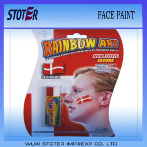 Colored Football Games Colored Face Paint pictures & photos