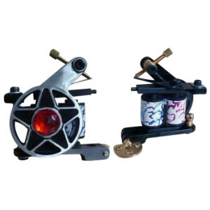 Brand Quality Cheap Coil Tattoo Machine Type Tattoo Gun R-20 pictures & photos