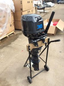 30HP Outboard Motor with 2 Cylinder 2 Stroke Engine pictures & photos