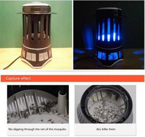 110-220V Indoor Electric LED Quiet Inhale Mosquito Killer UV Lamp Insect Repeller Pest Repellent pictures & photos