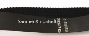 Rubber Timing Belt/Rubber Transmission Belt pictures & photos
