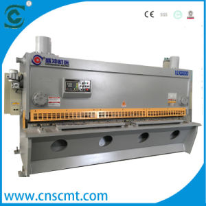 Ce safety Standard New in Stock Guillotine Shearing Machine
