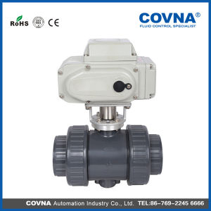 2 Inch 2way Electric PVC Ball Valve