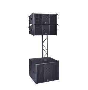 Self Powered Generator Double 8 Inch Outdoor Sound Indoor Line Array pictures & photos