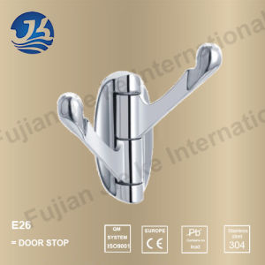 304 Stainless Steel Clothes Robe Hook (E26)
