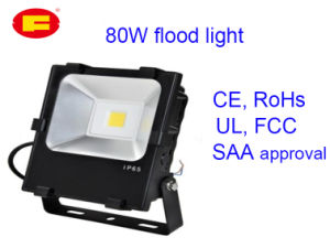 80W LED Flood Light with COB Chip pictures & photos