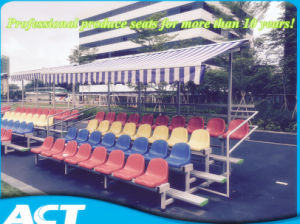 Movable Aluminum Bleachers pictures & photos