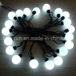 Round Ball LED Christmas String Light with 5m 50 Bulbs pictures & photos
