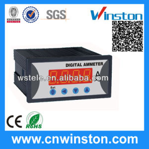Single-Phase AC Digital Adjustable CT Rate Ammeter with CE pictures & photos