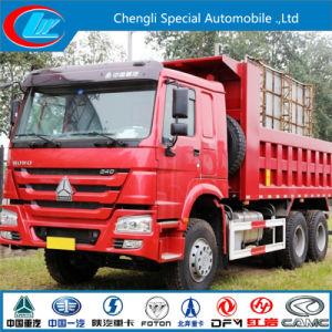 HOWO 25 Ton 6X4 336 Horse Power Dump Truck pictures & photos