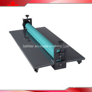 LBS1300 1300mm Wide Format Hand Crank Cold Laminator Machine pictures & photos
