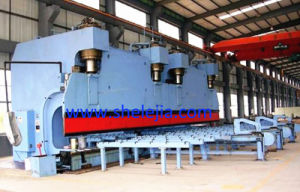 CNC Tandem Press Brake for Light Pole and High Mast Pole pictures & photos