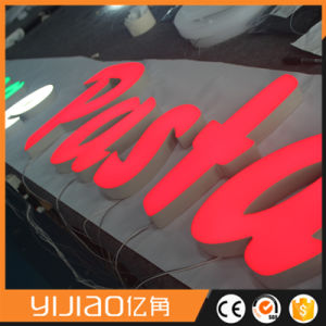 Advertising Acrylic LED Lighted Letter pictures & photos