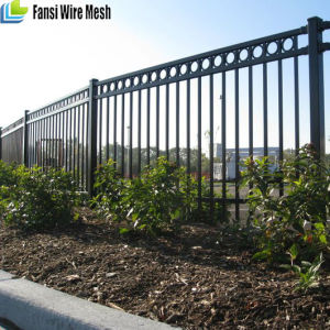 5ftx8ft Ornamental Railing with Black Powder Coated pictures & photos