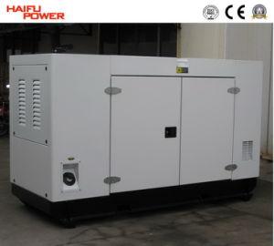 20KVA Lovol Silent Diesel Generator Set (HF16L2) pictures & photos